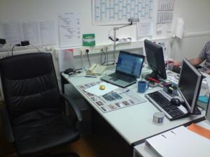 Workspace_at_work