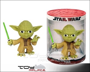 Funko Force Yoda Wackelkopf