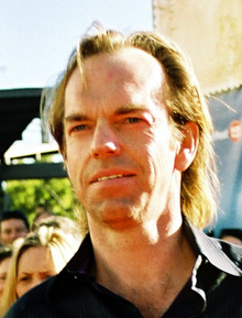 Hugo Weaving 2003 Copyright by ss