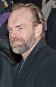 """Actor Hugo Weaving at the premiere of the film """"The Turning""""  Copyright by Siebbi"""